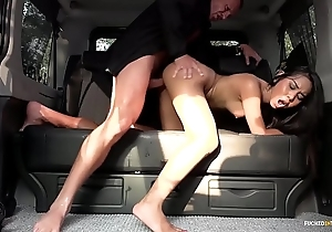 Screwed with calling - squirting indonesian babe goes wild with hardcore motor have sexual intercourse