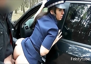 Shagging a difficulty law -feistytube.com