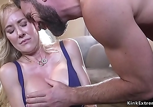Life hulking tits milf fractured coupled with screwed