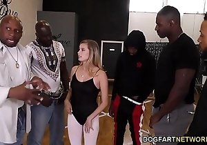 Carolina sweetmeats interracial team fuck