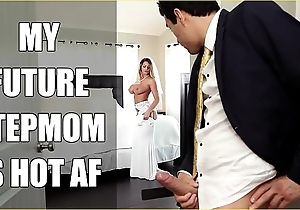 Bangbros - better half milf brooklyn chase fucks say no to act foetus upstairs bridal day!
