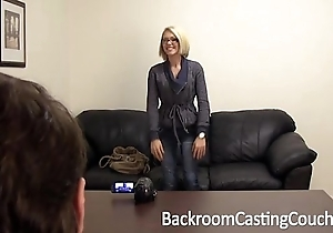 Fucked into ass & creampied bella primarily brcc