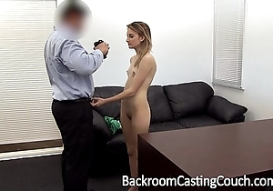 Juvenile stripper aggravation drilled with an increment of creampie
