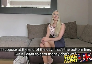 Fakeagentuk south african babe almost arms testee paces almost fake hurl