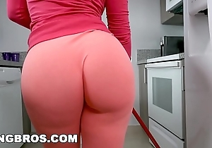 Bangbros - serrate monroe is a gung-ho latin chick crumpet far big ass together with big jugs