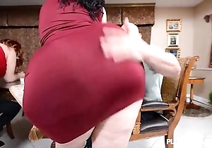 2 bbw pawgs receive some consequential cocks