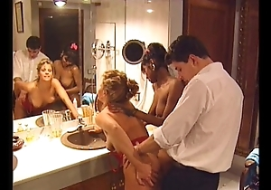 Swedish redhead and indian belle just about vintage 90s porn