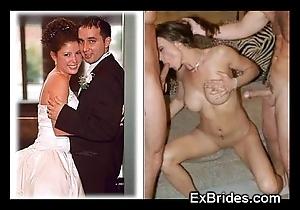 Unconditional brides sucking!