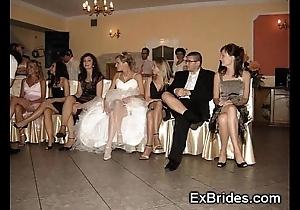 Wedding phase upskirts!