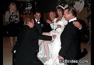 Sluttiest complete brides ever!