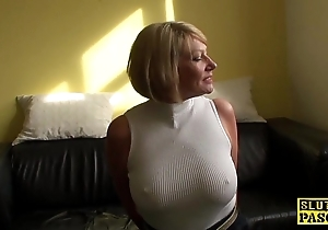 Mature bdsm brit paddled with the addition of drilled