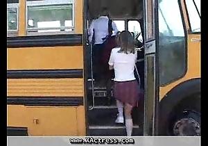 Omnibus motor coach beauties legal age teenager mating