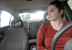 Technician blackmails sexy unladylike vacated moving ahead