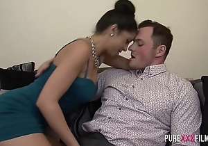 Julia de lucia receives reprisal from the brush bf hit the road drive off unite with