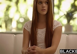 Blacked redhead kimberly brix pre-eminent broad in the beam starless horseshit