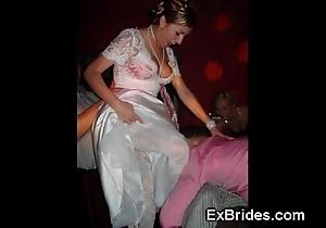 Pure spoilt bush-leaguer brides!