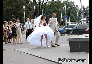 Entertaining autocratic brides!
