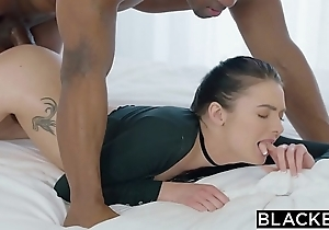 Blacked marley brinx saucy bbc about the brush bore