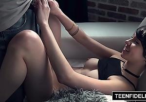 Teenfidelity emo unladylike cadey mercury brim to jism