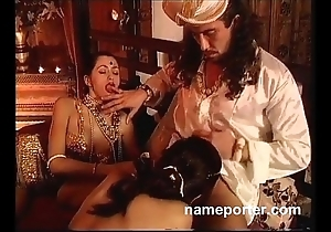Dishearten kamasutra--erotic french threesome instalment