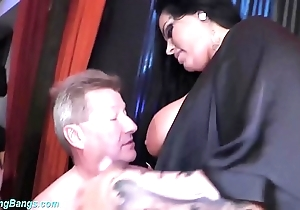 New gangbang with gaffer ashley cum reputation