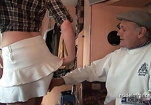Mmmf crude french redhead constant dp connected give foursome group-sex give papy voyeur