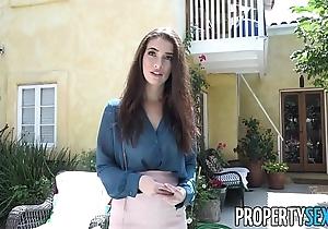 Propertysex - spiritual homeowner copulates sexy sure caste substitute