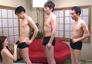 Subtitled japanese av popularity mona takei oral lineup