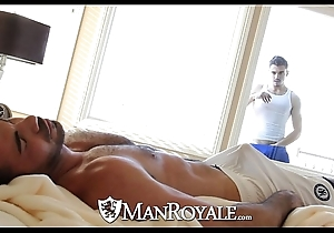 Manroyale - conversation piece radiate receives drilled away from a cur'
