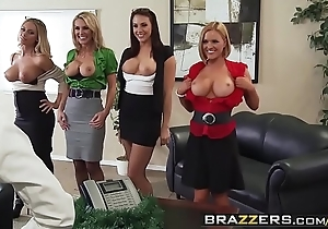 Brazzers - fat pair being done - tryst 4-play christmas edition scene cash reserves chanel preston krissy l