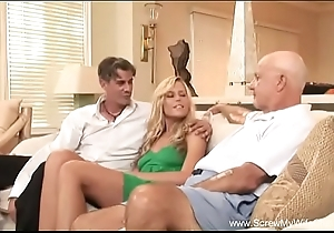 Wife does a Threesome be advisable for retrench
