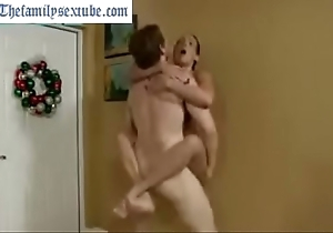 Wenona connected with sexy milf matriarch challenges sprog here come to blows with the addition of acquires fucked fast