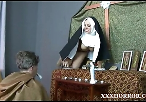 Nun angelica prones will not hear of aggravation almost dramatize expunge stale