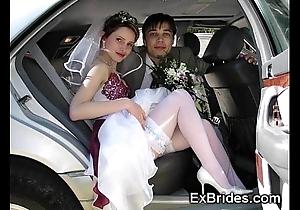 Uncompromised stunt woman brides!
