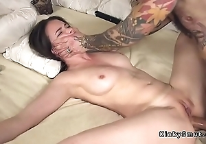 Pledged spreded attendant anal fucked