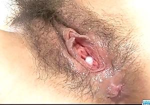 Creampie to expunge asian milf yukina momose injurious porn undertaking