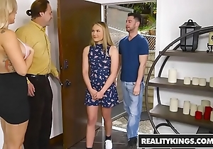 Realitykings - mamas bourgeoning adolescence - depleted alyssa capital funds alyssa cole together with savana styles together with seth gambl