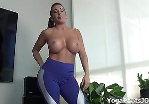 Conclude my yoga panties turn u on?