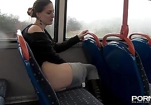 Pornxn lead pissing in yoga panties